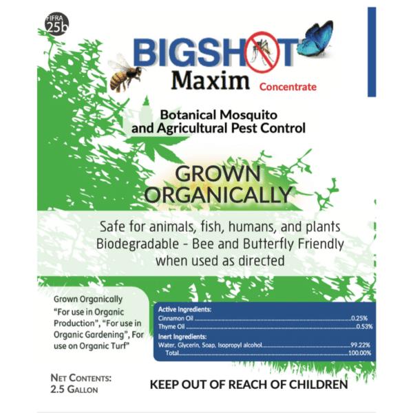 Big Shot Mosquito Pest Control Spray