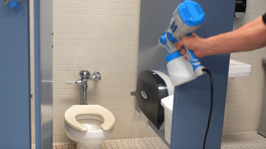Electrostatic Sprayers Disinfect Bathroom.png